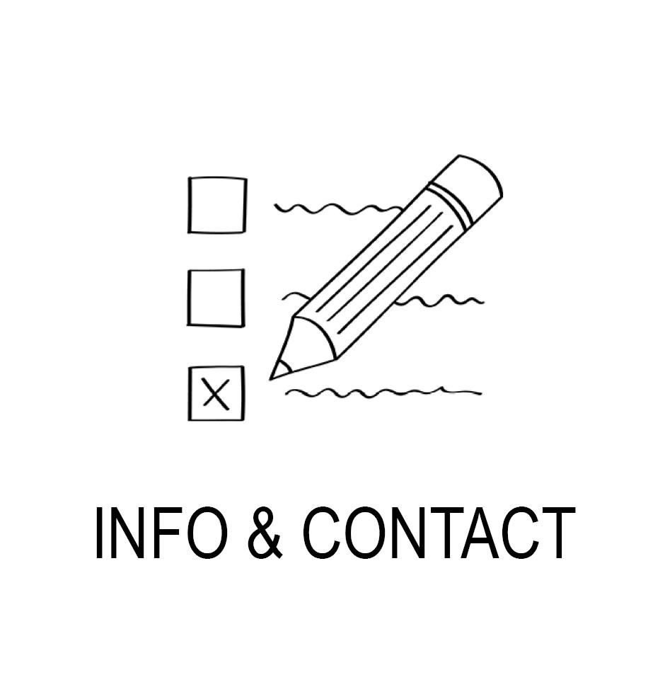 info en contact