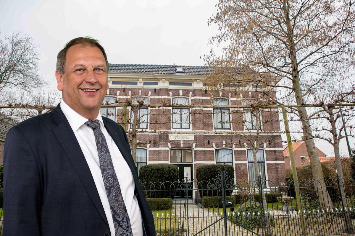 Arjan van Dijke, bestuurslid