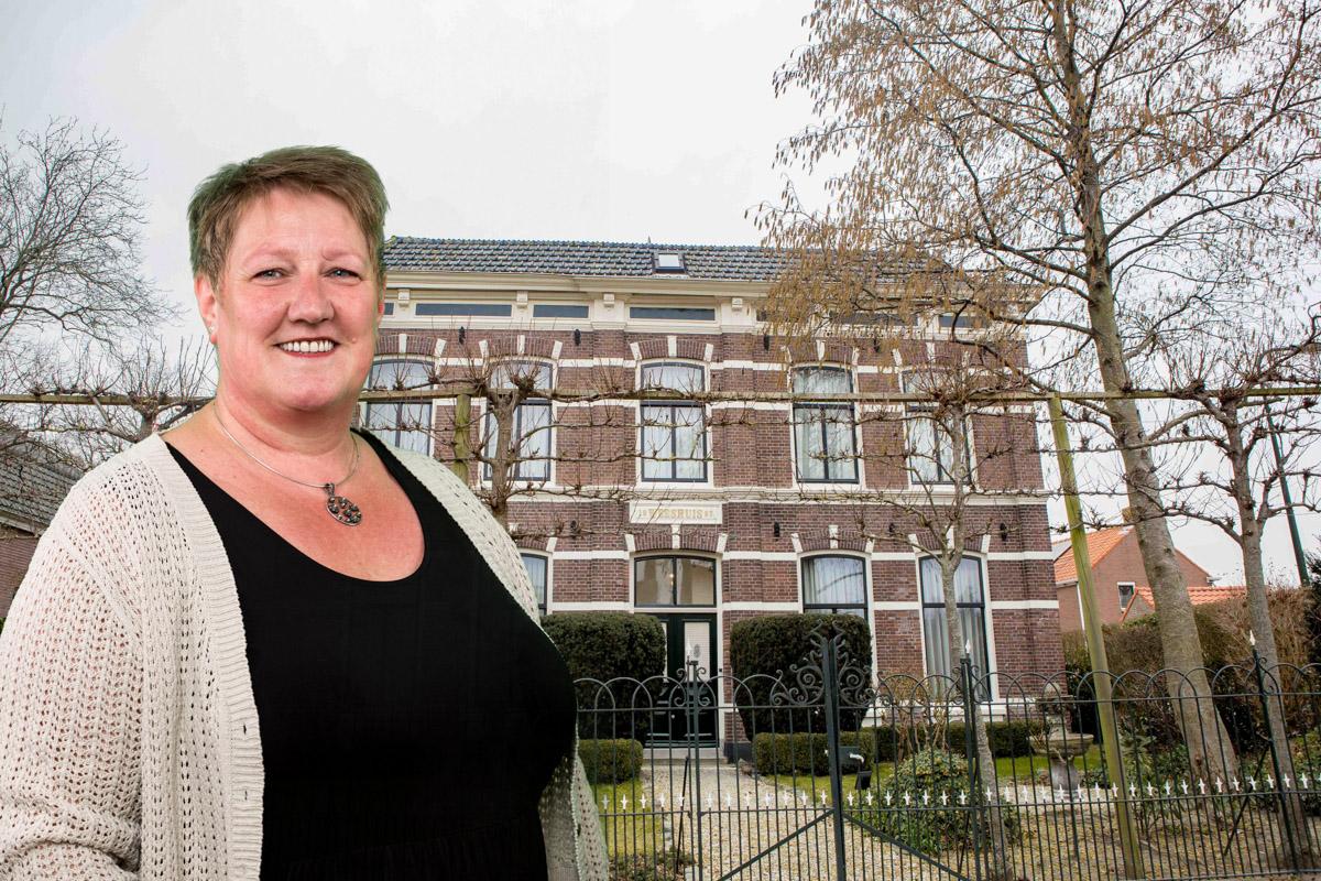Janet van de Repe, vrijwilligerscoördinator