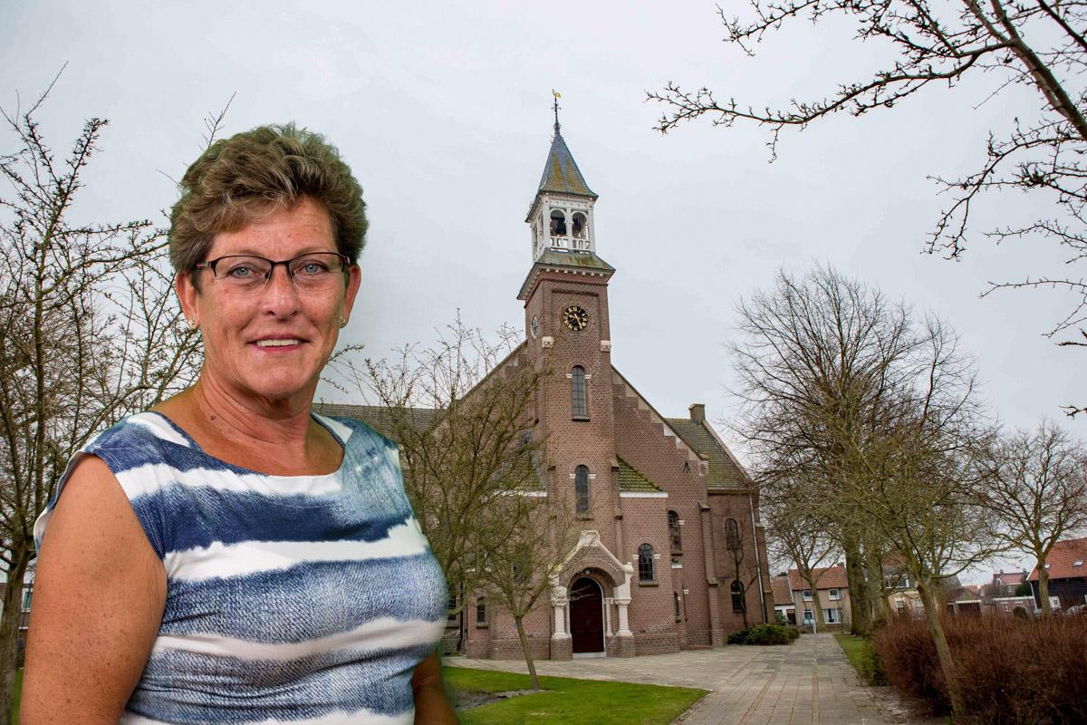 Jeannet Westdorp, welzijnscoördinator
